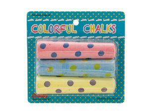 Wholesale: Polka Dot Sidewalk Chalk Set