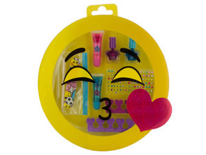 Limited Too Emoticon Beauty Accessory Kit