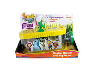 Wholesale: Beat Bugs Musical Myster Bug Catcher