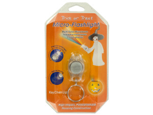 Multicolor light keychain