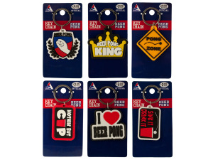Wholesale: Beer Pong Key Chain