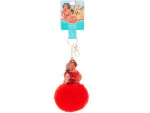 Wholesale: Disney Elena of Avalor Pom Pom Key Chain