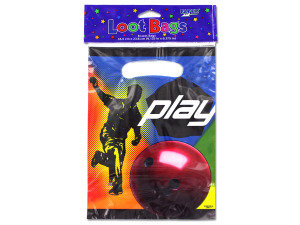 Wholesale: Bowling Party Loot Bags