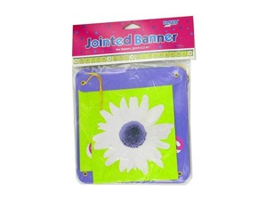Wholesale: Happy 13th Birthday Jointed Banner