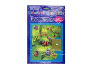 Wholesale: Bugs everywhere party kit