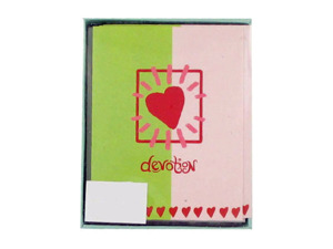 Wholesale: Shining Heart Note Cards Set