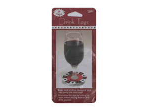 Wholesale: Card Night drink tags