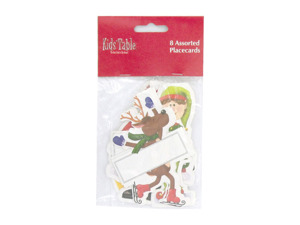 Wholesale: Holiday Fun Kids' Place Cards