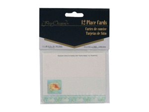 Wholesale: Tranquil Seas Place Cards