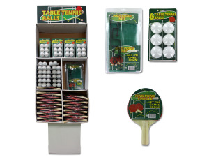 Wholesale: Ping Pong Set Floor Display