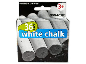 Wholesale: White Chalk Set