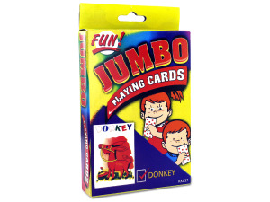 Wholesale: Kids playing card games (assortment may vary)