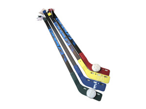 Wholesale: Toy hockey stick with puck