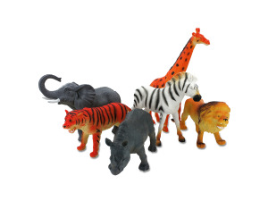 Wholesale: Wild animals