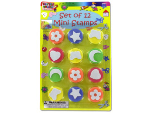 Wholesale: Foam mini stamps