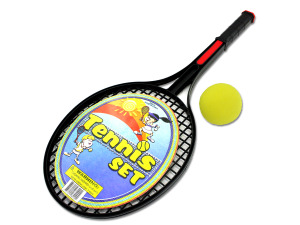 Wholesale: Tennis Racquet Set with Foam Ball