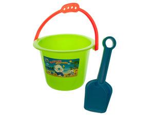 Wholesale: Colorful Sand Pail & Shovel Set