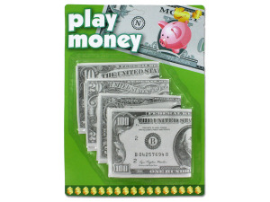 Wholesale: Giant play money