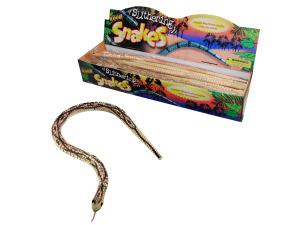 Wholesale: Flexible Wood Snake Counter Top Display