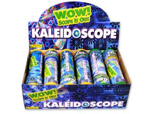 Kaleidoscope display