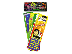 Wholesale: 12 Pack children's reading bookmarks