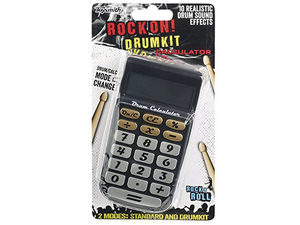 Wholesale: Rock On! Drum Kit Calculator
