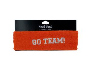 Wholesale: 1pc orng headband 051082