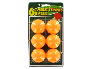 Wholesale: Orange Table Tennis Balls
