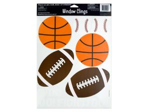 Wholesale: Sport Window Clings
