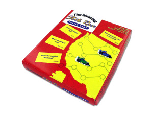 Wholesale: State Race Trivia Game