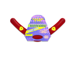 Throw & Catch Boomerang