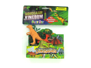 Wholesale: Dinosaur kingdom play set
