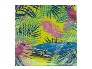 Wholesale: Tropical Cruise Party Napkins