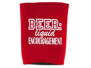 Wholesale: Red Cup Theme Beer Can Holder