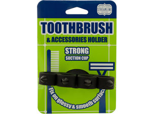 Wholesale: Silicone Knuckles Toothbrush & Accessories Holder