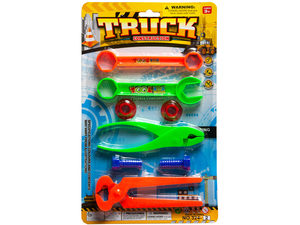 Wholesale: 8 piece kid's tool set