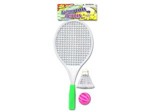 Badminton & Tennis Play Set