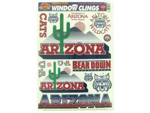 Wholesale: Arizona Wildcats window clings