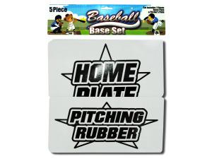 Wholesale: Baseball Base Set