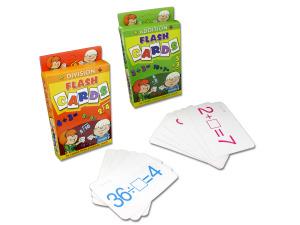 Wholesale: Assorted Jumbo Flashcards