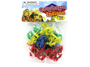 Wholesale: Cowboys and Indians Play Set