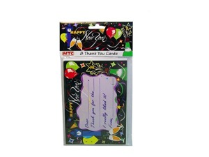 Wholesale: New Year Thank You Cards