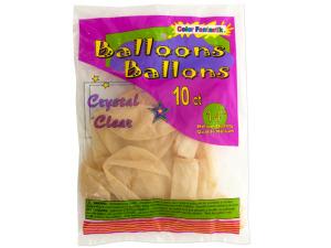 Wholesale: Translucent Balloons