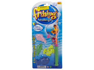 Wholesale: Magnetic Toy Fishing Game