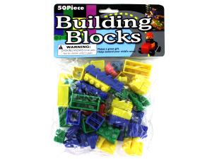 Wholesale: Building Block Set