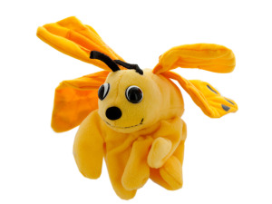 Bella Butterfly Glove Puppet Plush Toy