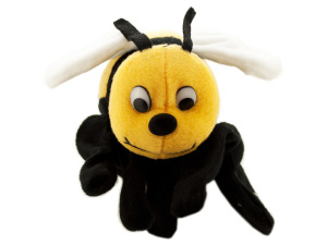 Bumbly Bee Glove Puppet Plush Toy