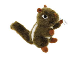 Chippy Chipmunk Plush Toy
