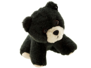Brant Black Bear Plush Toy