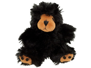 Billy Baby Black Bear Plush Toy